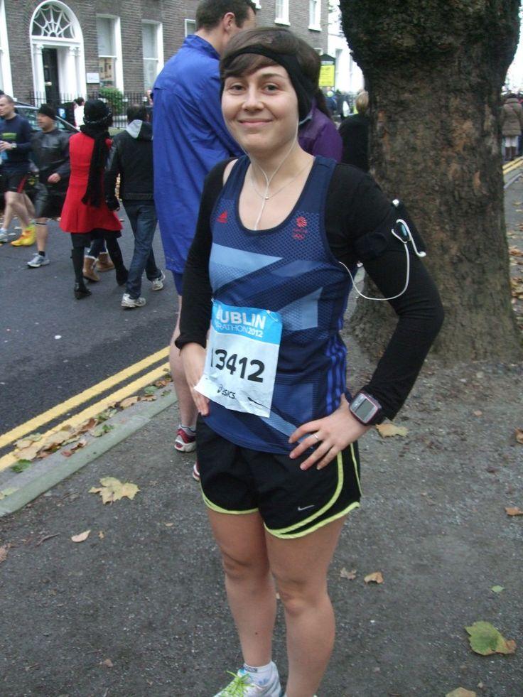 Dublin Marathon Race Recap 2012 from @poweredbypb