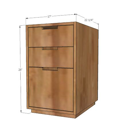 Plywood cabinet construction plans woodworking projects for Plywood cupboard