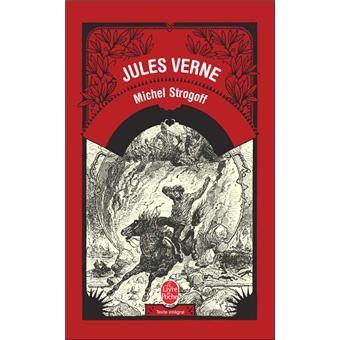 Michel Strogoff - Jules Verne - Le livre de poche