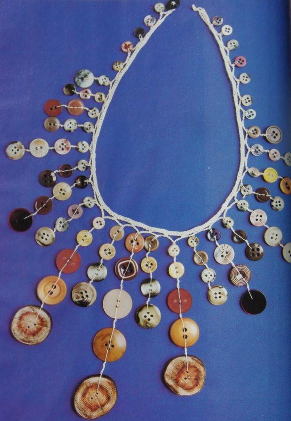 10 besten buttons jewelery bilder auf pinterest basteln. Black Bedroom Furniture Sets. Home Design Ideas
