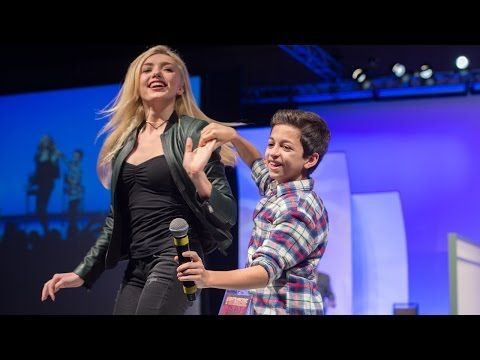 "Premiere ""Dating Game"" with Peyton List, Jason Earles, J.J. Totah and Michael David Palance - YouTube"