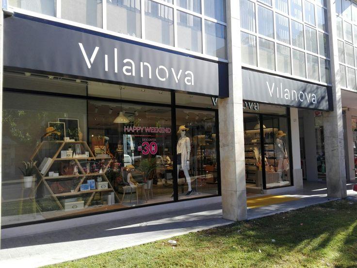 Chegamos a Mirandela! Visita-nos e descobre as surpresas que temos para ti  #vilanova #vilanova_accessories #newstore #mirandela