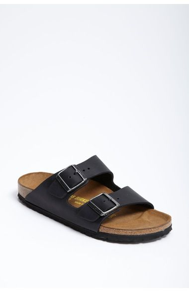 Birkenstock 'Arizona' Sandal (Women) available at #Nordstrom Tobacco Brown
