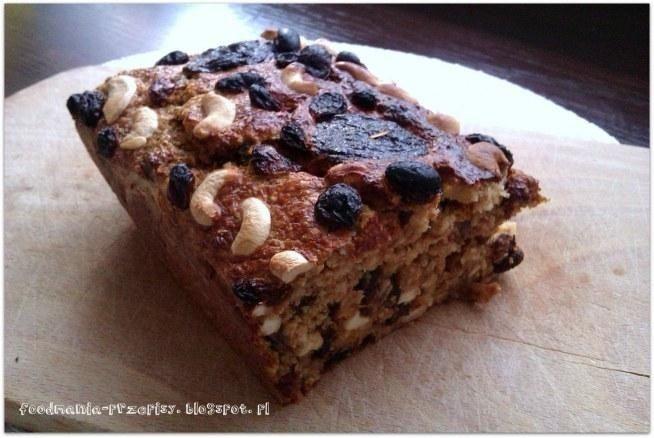 Dietary bran cake, yummy! #diet