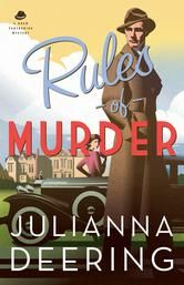 Rules of Murder (A Drew Farthering Mystery Book #1):