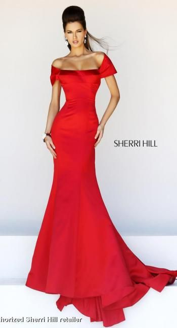 Sherri Hill Dress 21221 | Terry Costa Dallas @Terry Costa #sherrihill