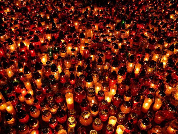 Lublin - 01.11.2011 r. Dzień Zmarłych