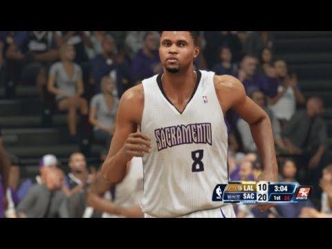 NBA 2K14 - Lakers vs Kings - Playstation 4