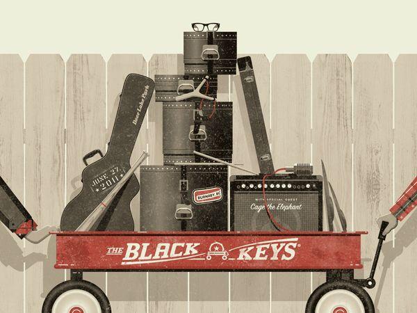 DKNG, Black keys!