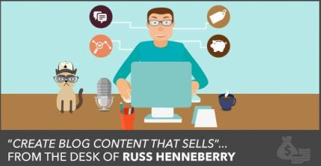 Want the ultimate guide to creating blog content that converts prospects into leads and sales?