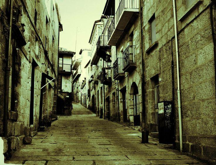 Barrio xudeo. #Ribadavia