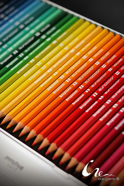 Pencils- OH MY GOD, my birthday is on 5th of October. If you give me these beautiful babies, i will love you.