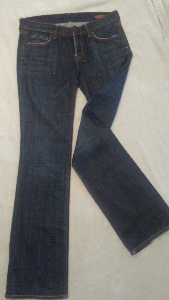 Citizens of Humanity Kelly 001 Stretch Low Waist Bootcut Jeans Womens sz 29 C01 #CitizensofHumanity #BootCutSTRETCH