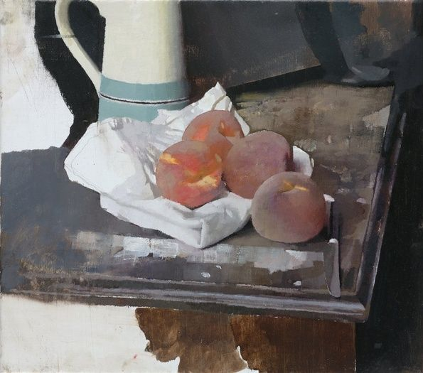 Diarmuid Kelley In the studio, 2010 Born in Stirling in 1972, Diarmuid Kelley grew up in the north of England. He studied Fine Art at Newcastle