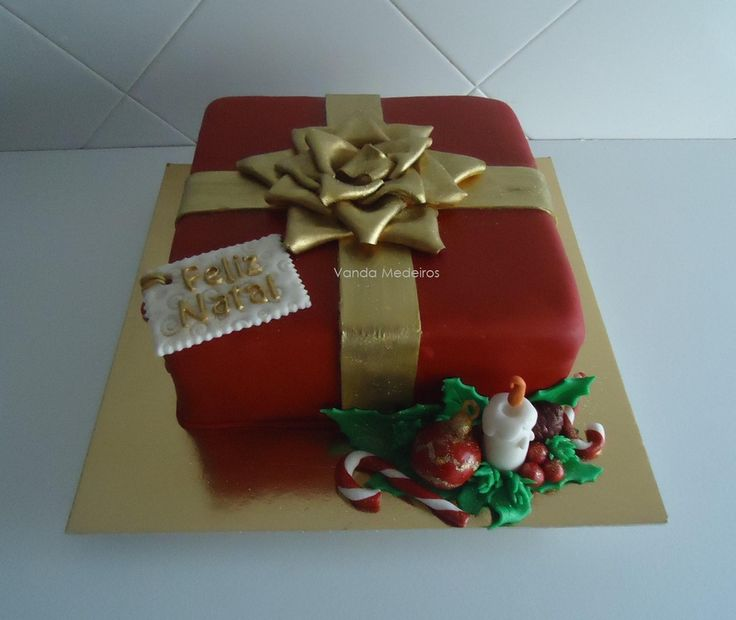Album christmas photoset 4700 of 16959 cakes for for Christmas cake gift