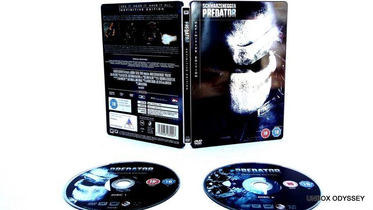 Predator - Steelbook Unboxing