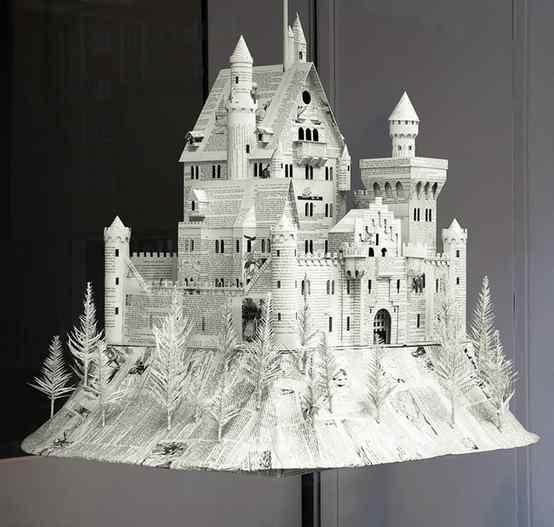 Amazing Paper Art Creations