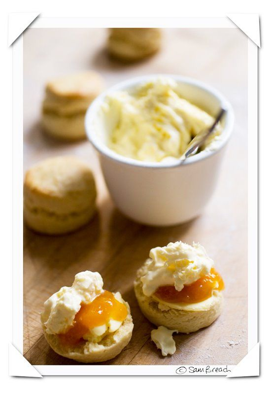 how to make clotted cream nz