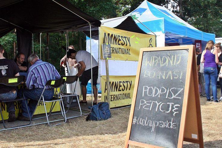 Strefa NGO - Woodstock Festival Poland