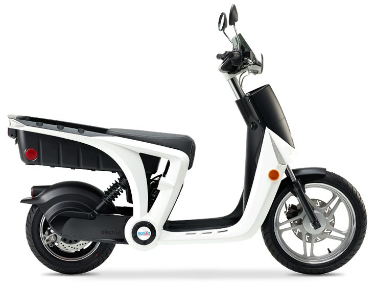 The 100% electric Two Wheel GenZe 2.0 carries all your gear, delivers first-from-the-line pickup, and rides like no other.