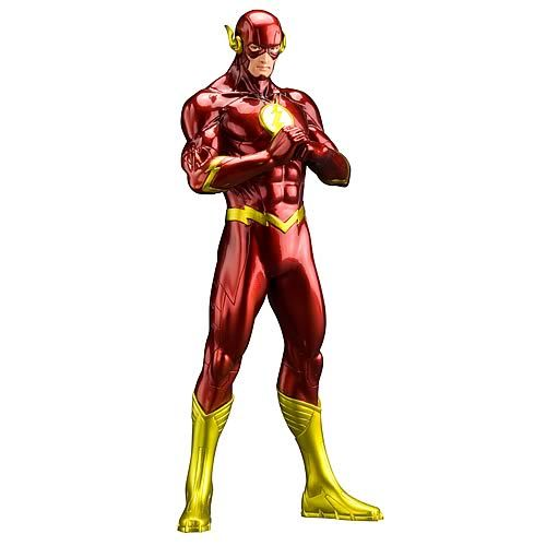 Flash New 52 ArtFX Statue