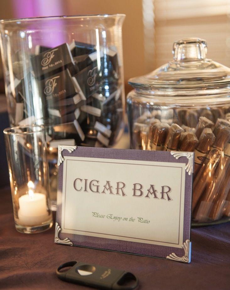 Creative Wedding dessert displays | Brideside