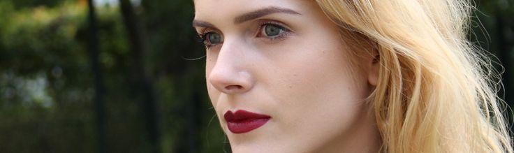 Geschminkt: Ein echter Augenöffner – die WONDERSTRIPES! Strahlende Augen & herbstlich rote Lippen