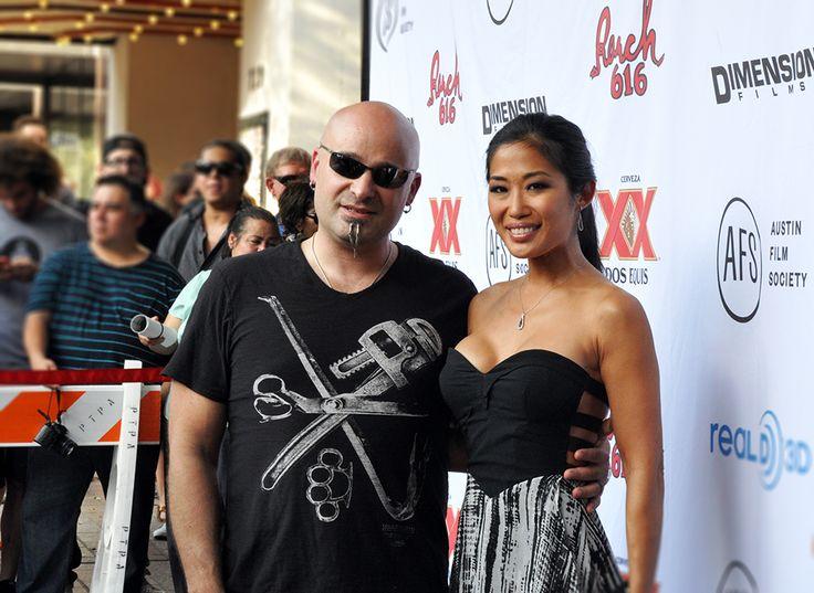 Lena Yada & David Draiman 2011