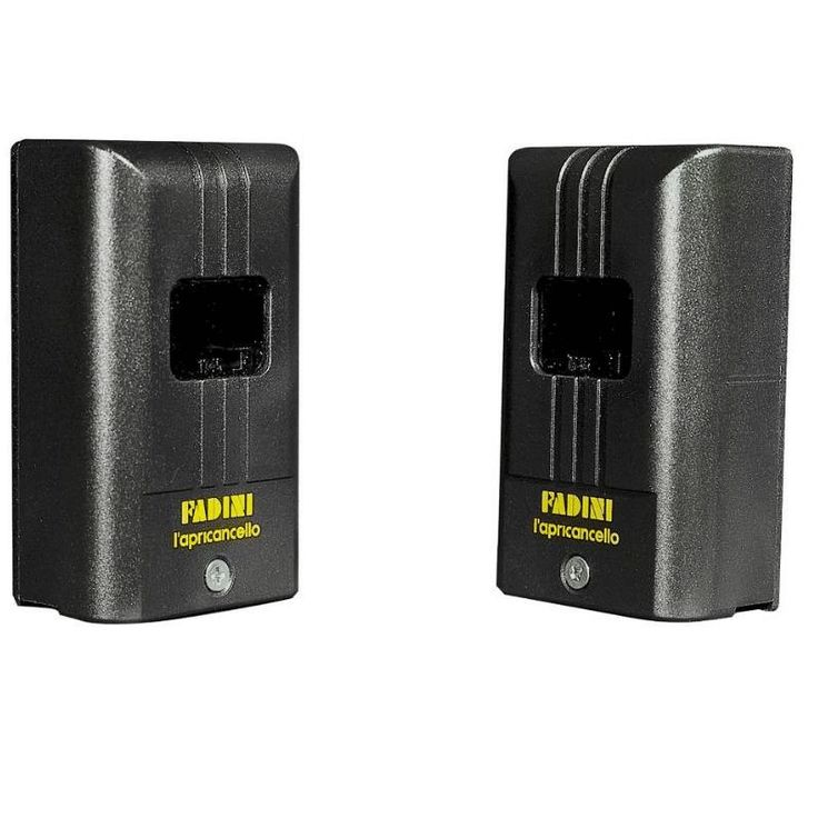 Safety comesalways comes and this set of photocells is a crucial safety device for #gateautomation as it detects if there are any objects blocking the gate path. Manufactured by #BPT - Slimline Photocells Fadini F/107 Trifo11.