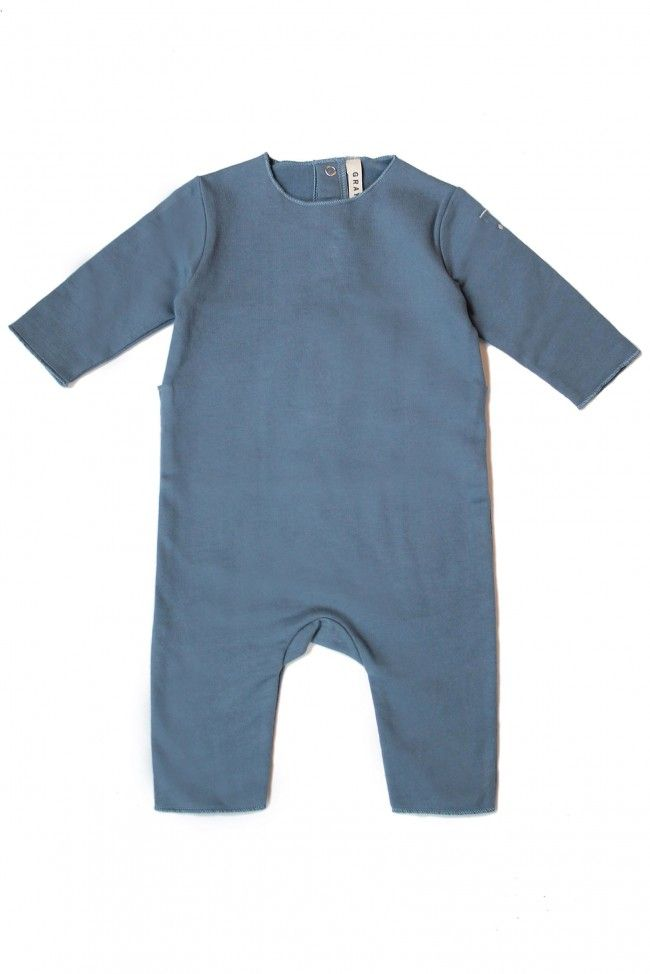 Gray Label Babysuit Denim