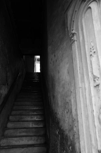 'The Window of Hope' - Stairway to a new life, by photographer Max Marian Kalin…
