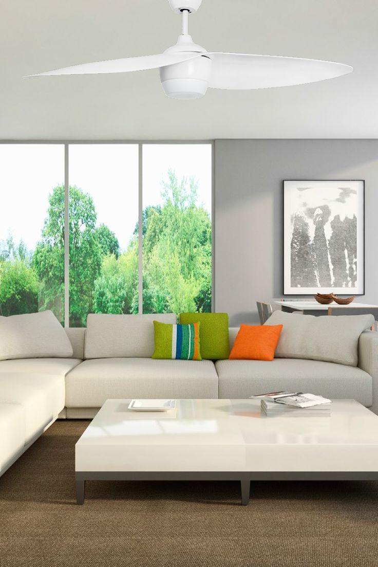 17 mejores ideas sobre ventiladores de techo en pinterest - El mejor ventilador de techo ...