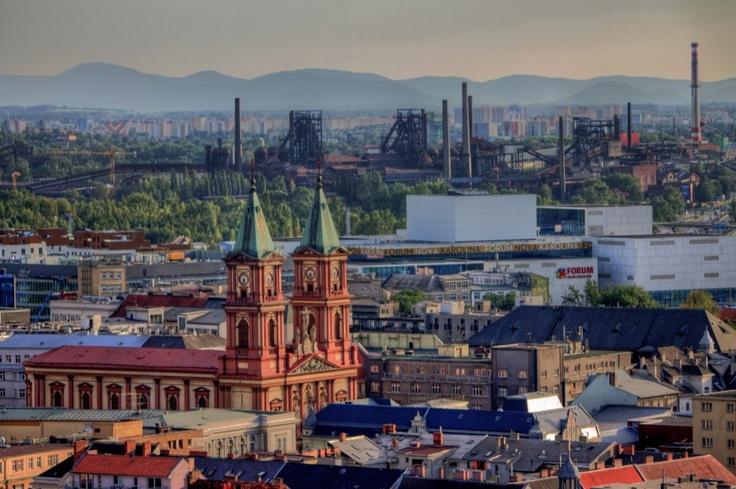 Ostrava view