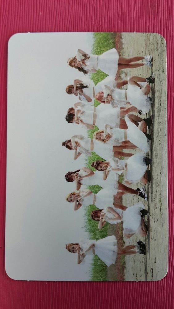 WJSN GROUP Official Photocard KEY Ver 2nd Album THE SECRET Cosmic Girls 우주소녀