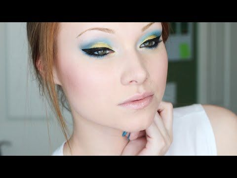 Wearable Comic Makeup (Wolverine Inspired) - YouTube