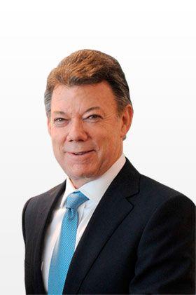 Juan Manuel Santos. Presidente de Colombia ( 2010 - )