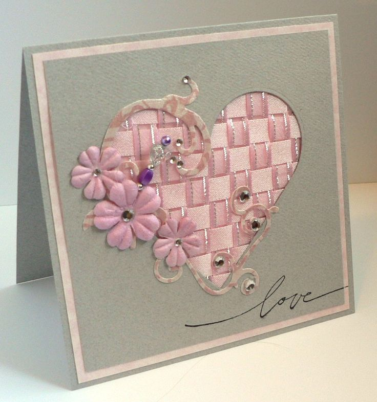card-making ideas using ribbon