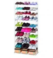 Shop shoe rack online in India at lowest price and cash on delivery. Best offers on shoe rack and discounts on shoe rack at Rediff Shopping. Buy shoe rack online    from India's leading online shopping portal - Rediff Shopping. Compare #shoerack features and specifications. Buy shoe rack online at best price.