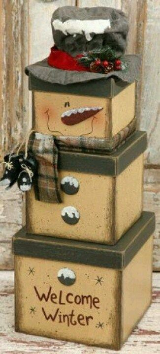 Con simples cajas de cartón podrás crear llamativas decoraciones navideñas tanto para interior o exterior de tu casa. Hacer este tipo de adornos es sumamente sencillo… Elige cajas de cartón de un tamaño grande, envuelve con fomi o papel de envoltura, (incluso en los ejemplos que verás las hay con escarcha, pétalos y caramelos) y coloca …