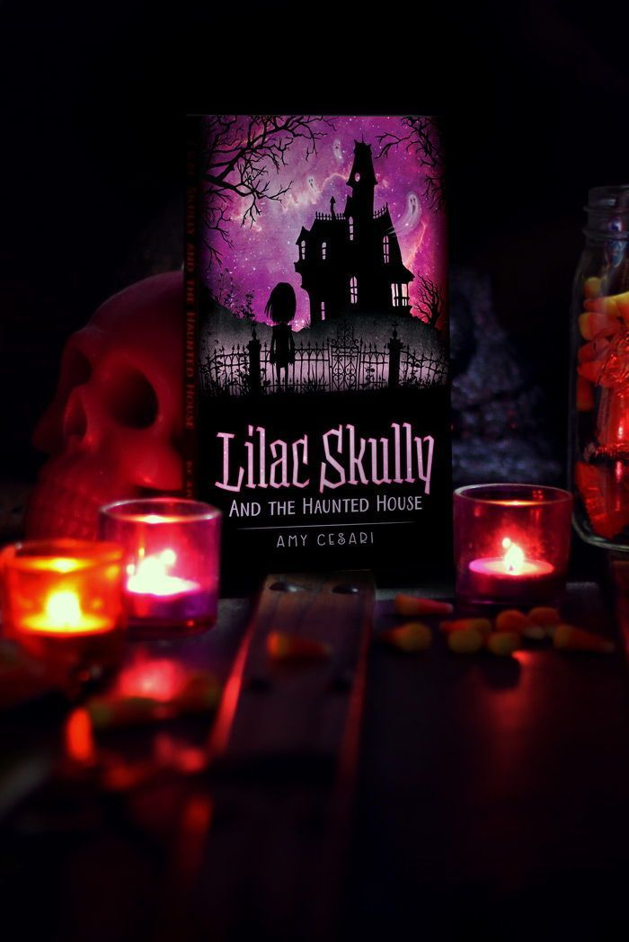 Lilac Skully and the Haunted House | Book #1 in this smart