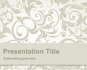 Curious Powerpoint Template Is An Unusual Powerpoint Template That