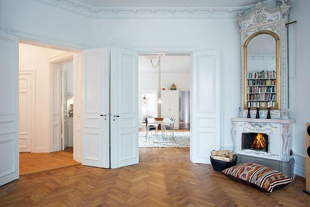 dream apartment at Mariatorget!