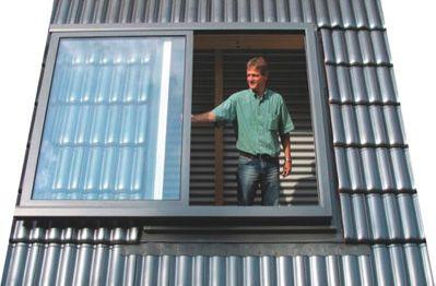 Jacobi ...der Dachdecker: Dachschiebefenster Mehr