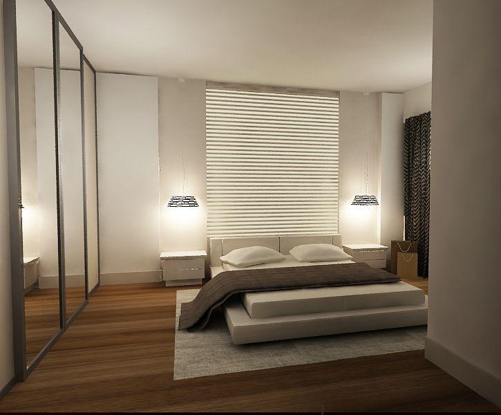 3d çizim yatak odası Archidecors