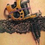 El 2o. y 3er. piso de Insurgentes Sur 221, en la colonia Roma, recibirá a todos los interesados en los tatuajes en El Museo del Tatuaje en México.