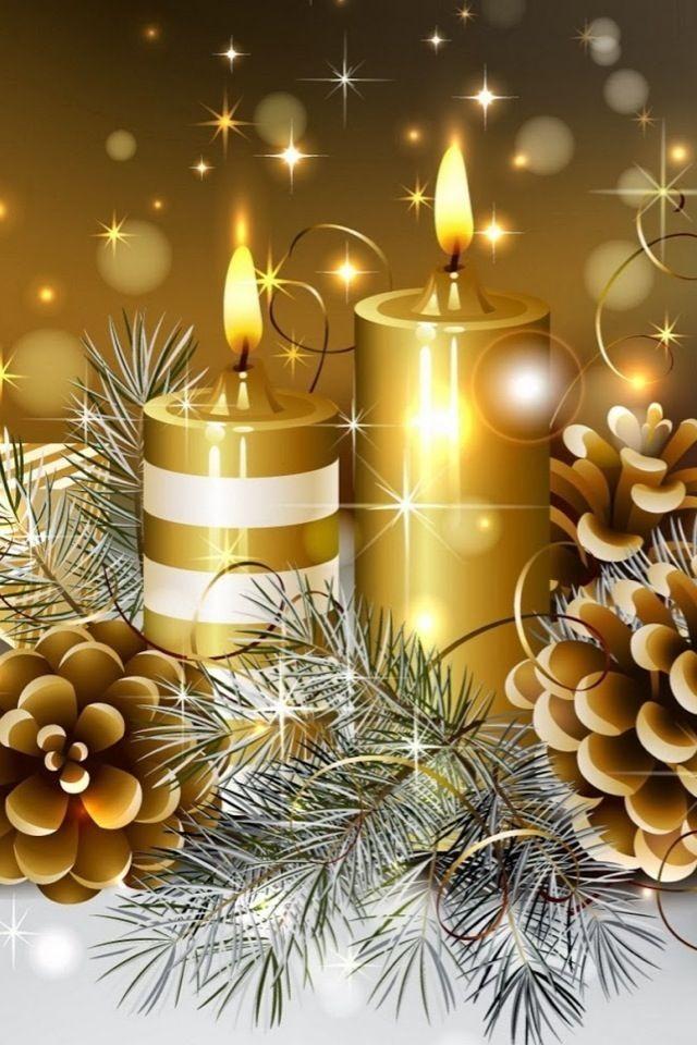 Christmas iPhone Wallpaper tjn