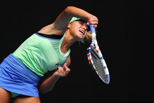 Sofia Kenin Photos Photos 2020 Australian Open Day 9 In 2020 Australian Open Australian Photo