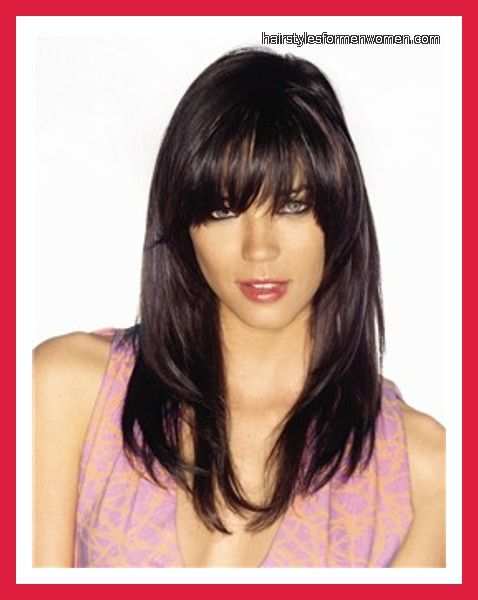 haircut for hair with bangs 17 best images about style diy hairlocal on 3897