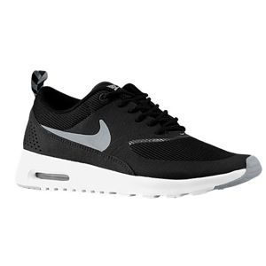 NIKE Air Max Thea (Black/Anthracite/White/Wolf Grey) $90