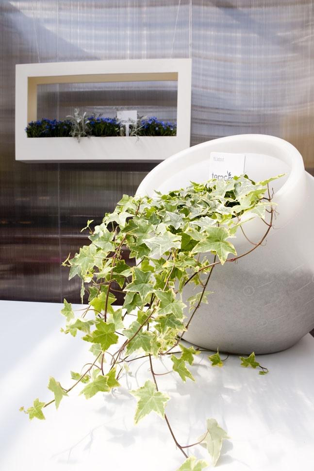 Impact Innovation, Flatpot vase